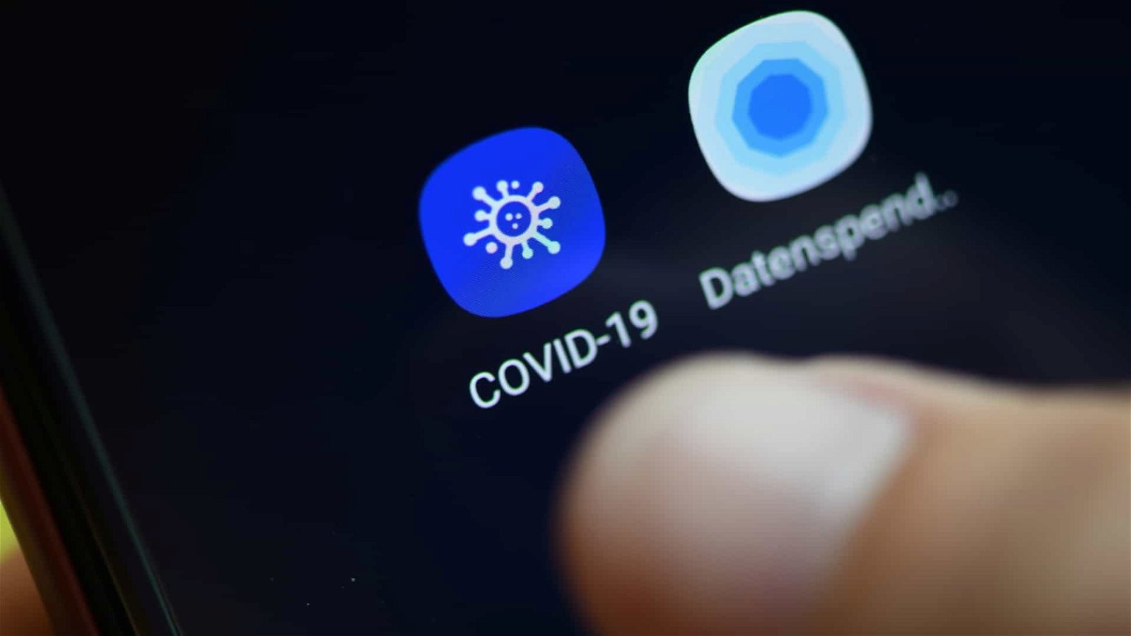 COVID-19, contact tracing app privacy