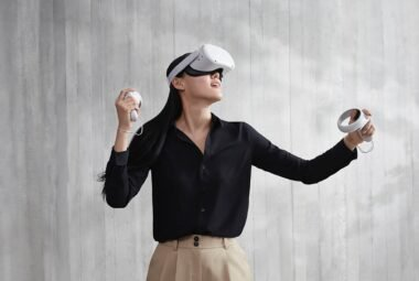 Virtual Reality, VR headsets, VR technology, VR games, artificial environment