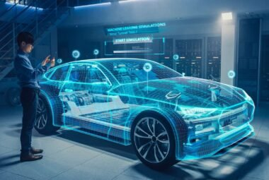 Augmented and Virtual Reality: Enhancing the Automotive Industry