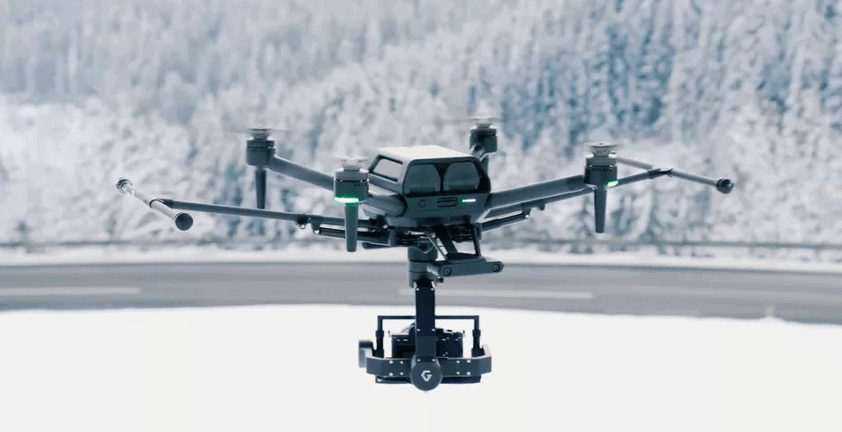 CES 2021: What's New in Drone Technology From Sony, UPS Verizon and Skyward