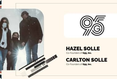 air pollution Hazel Solle and Carlton Solle, Co-Founders, G95, Inc