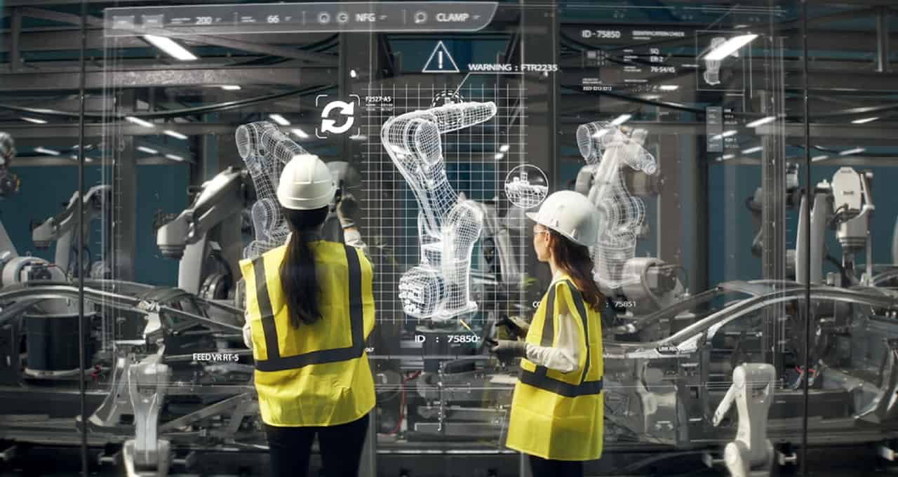 Artificial intelligence in manufacturing, role of AI in manufacturing, AI in manufacturing, manufacturing industry, artificial intelligence