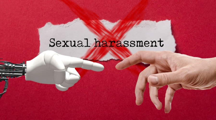 artificial intelligence, sexual harassment, machine learning