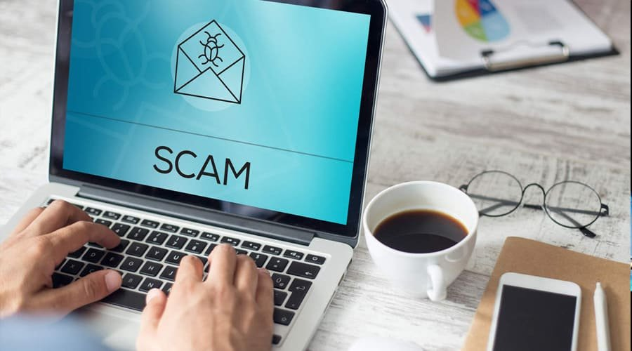 E-learning scams